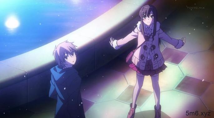 日本动漫里的美少女为什么雪天也穿超短裙 小姐姐们冬天穿短裙不冷吗